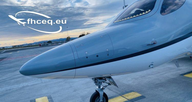 {:ru}Cutter установила пакет улучшений для оригинальной HondaJet